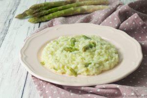Risotto agli asparagi Bimby